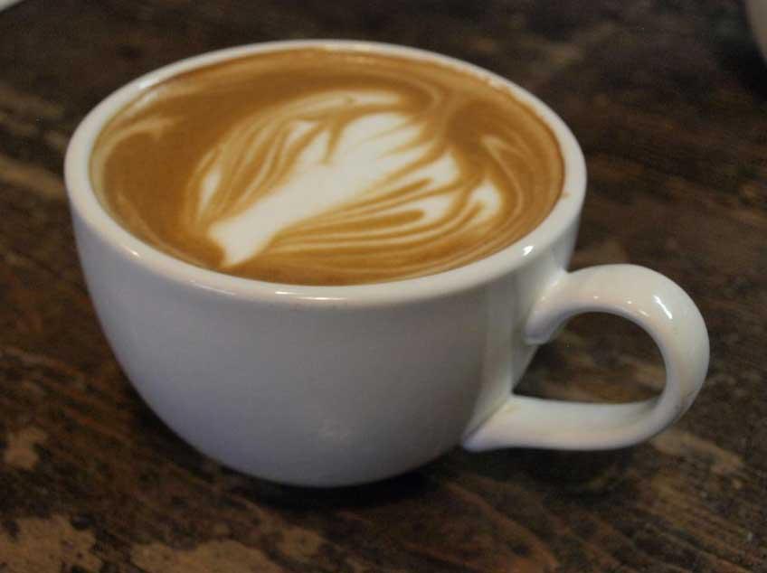 Berwyn coffee shops