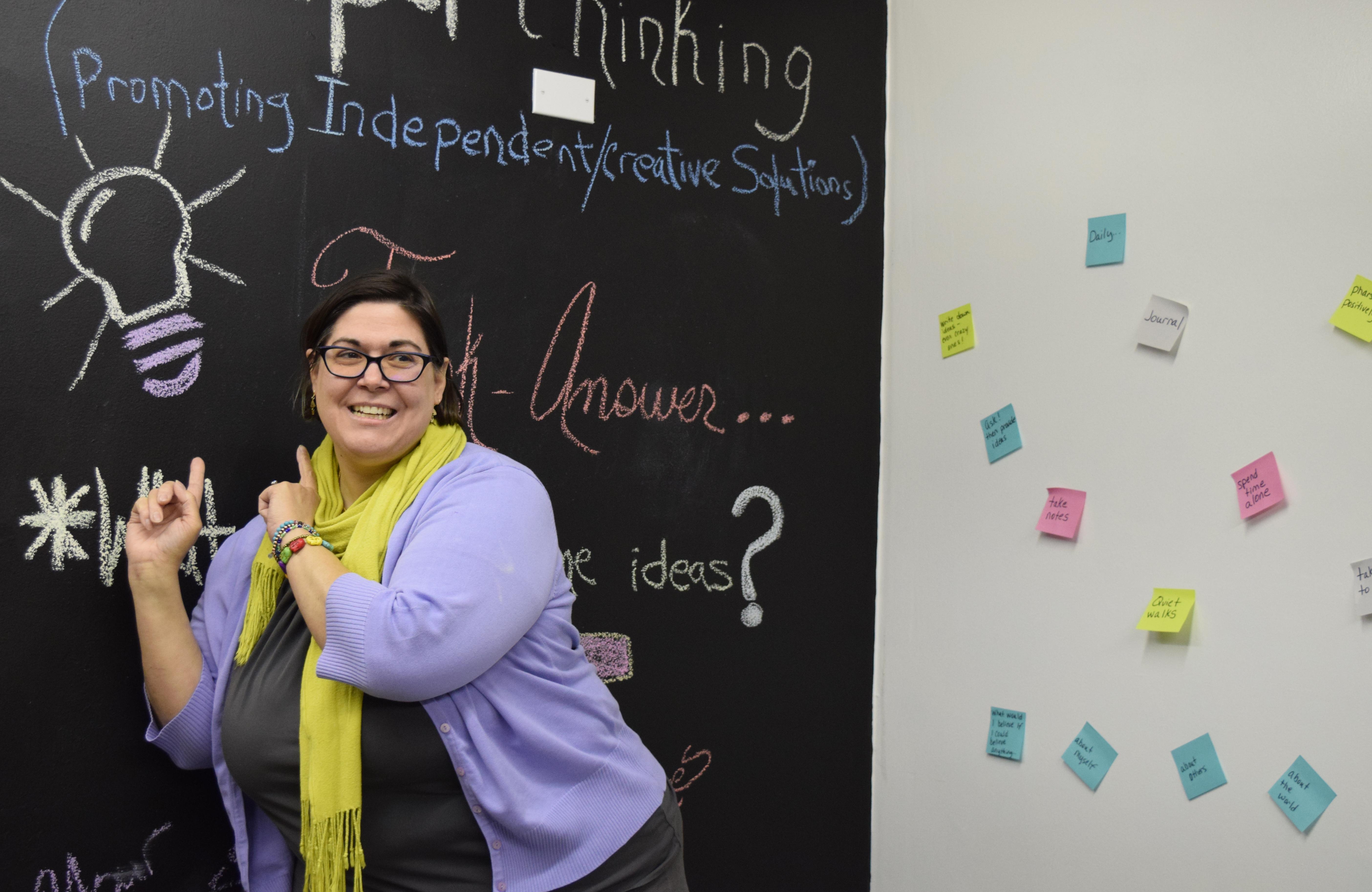 Meet Berwyn's Entrepreneurs: Sarah Corbin