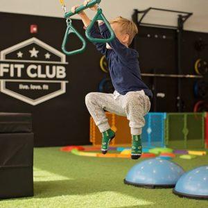 Lunges n Lattes Kids' Yoga to Ninja Training