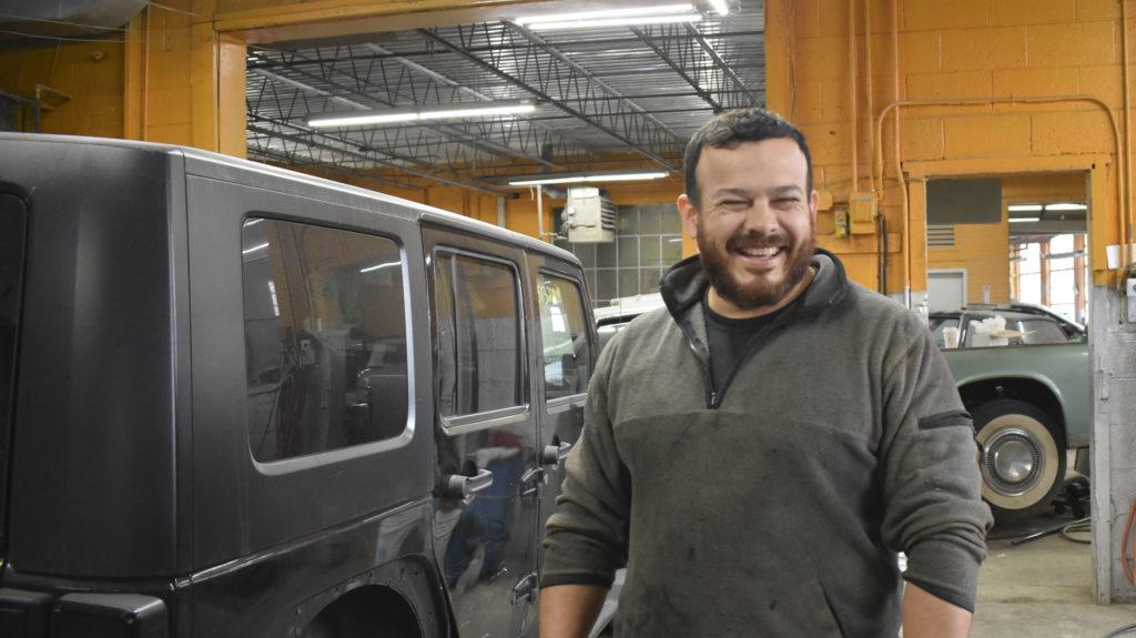 Jose Murillo Xander Auto Shop