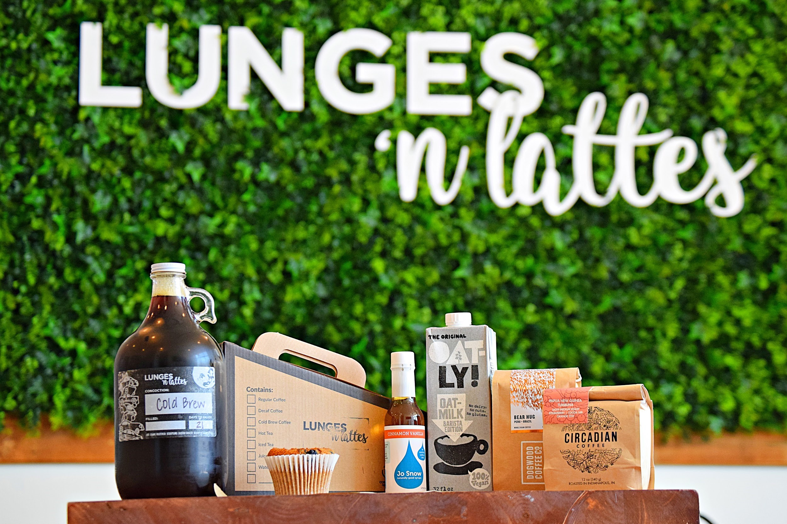 Lunges 'N Lattes: Breakfast At Your Doorstep